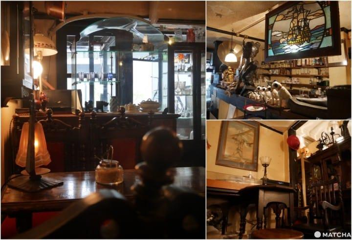 喫茶&BAR WRIGHT商會