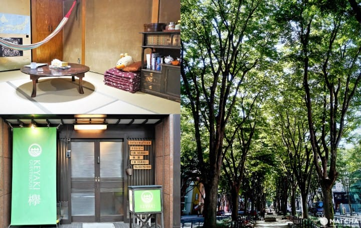 A Comfortable Stay At Keyaki Guesthouse, Sendai - Traditional And Friendly Lodging