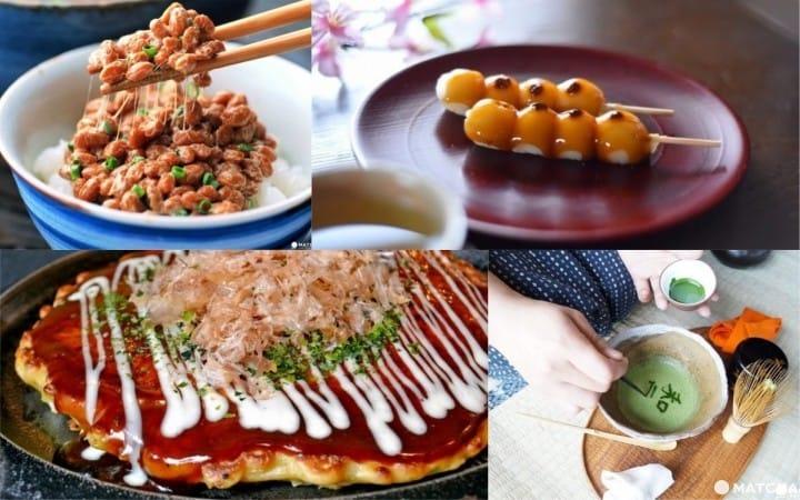 日本可不是只有壽司,別忘了還有這些國民美食呢!