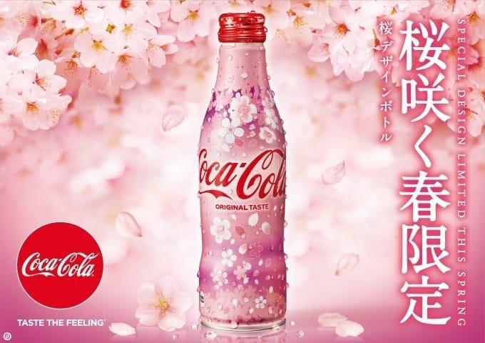 可口可樂櫻花