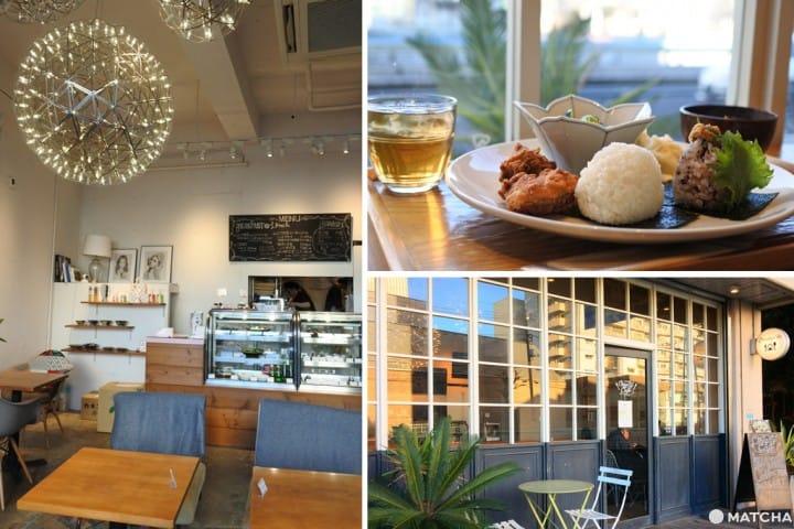 【中目黑】 飯糰也可以很「食」尚!讓人忍不住先拍照的Onigily Cafe