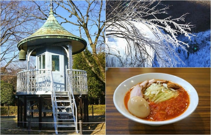 Saitama Trip With SEIBU 1Day Pass: Glistening Icicles, Ramen, And Time Travel