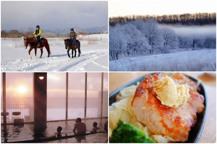 【北海道】在日勝半島享受絕景、美食與溫泉,來場南國無法想像的冬日體驗!