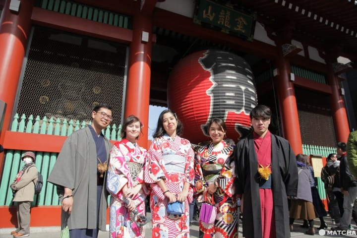 Explore Asakusa And Tokyo Culture - Join MATCHA For A Walking Tour!