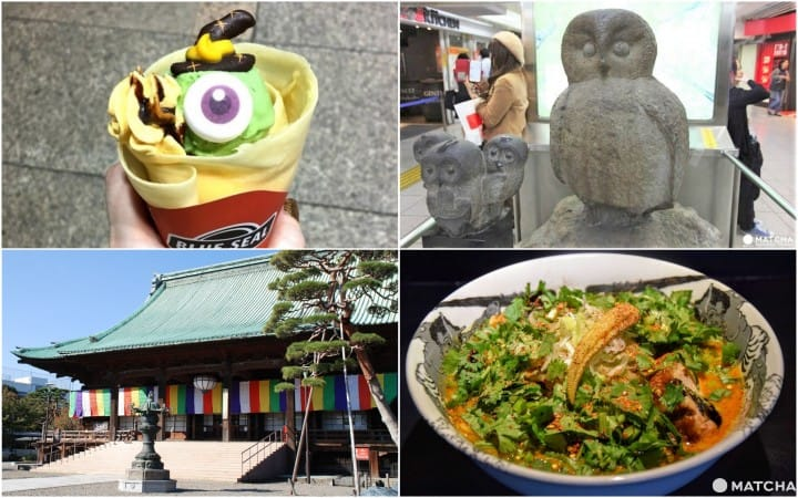15 Popular And Less Common Things To Do In Ikebukuro
