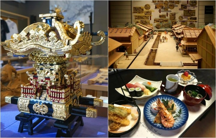 Food, History And Crafts! Enjoy Japanese Culture On Your Way To Narita