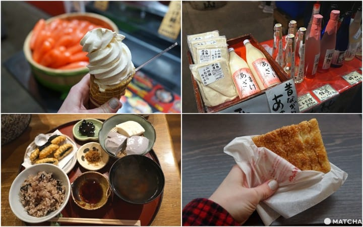 Kyoto's Kitchen Nishiki Market - Top 10 Things To Try And Where To Go