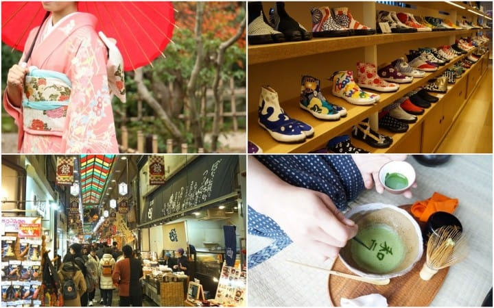 Kyoto's Best Souvenirs And Places To Buy Them