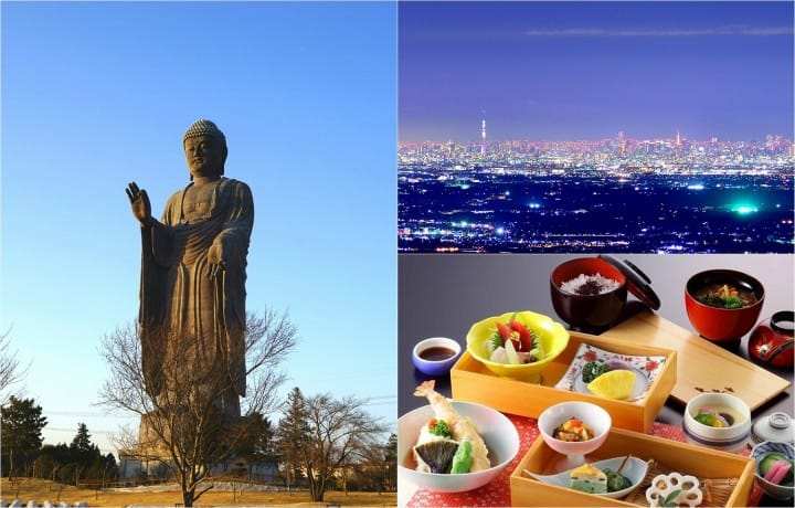 Welcome To Japan! Day 2: Ibaraki - Visit Mt. Tsukuba And A Giant Buddha