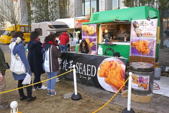 Shinagawa Yakiimo Terrace - Enjoy Sweet Potatoes In Every Possible Way