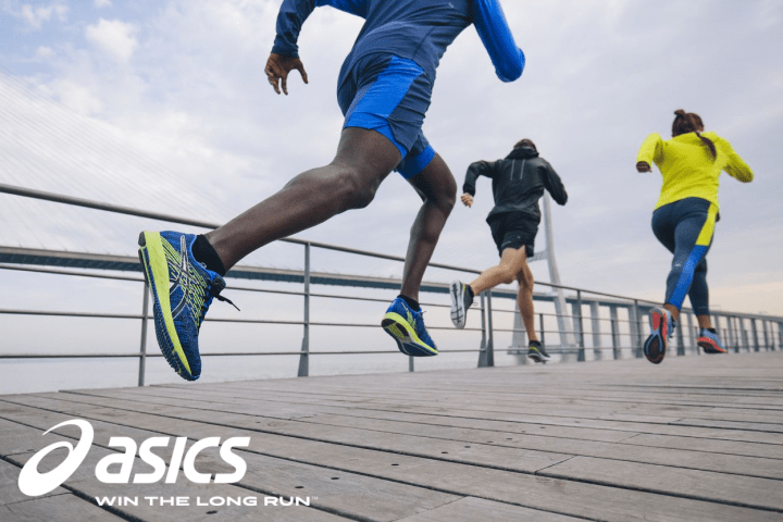 asics athlete