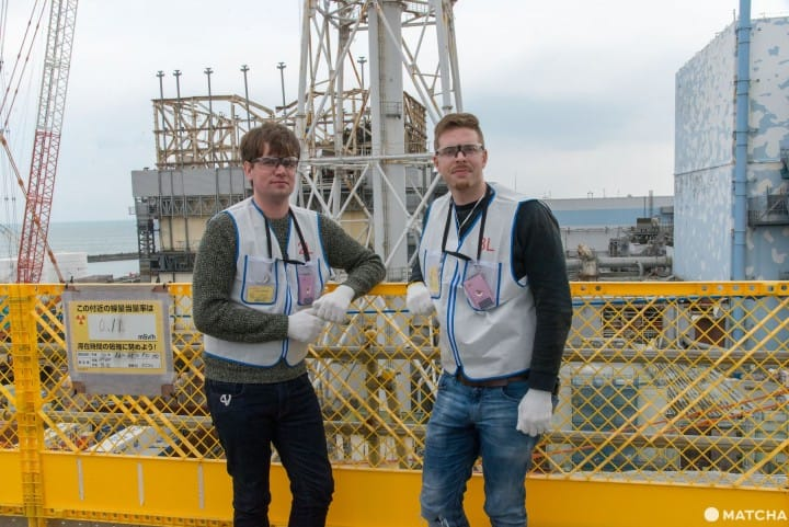 Kabar Terkini Reaktor Nuklir Fukushima Daiichi
