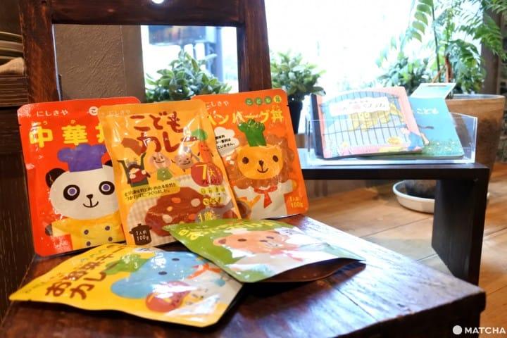 寶寶 日本製 離乳食
