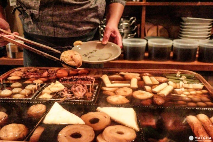 Asakusa Oden Otafuku – Traditional Dining With A Tokyo Skytree View