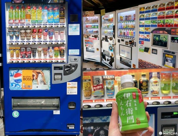 Hướng dẫn về Máy bán hàng tự động Nhật Bản - Cách sử dụng và những câu chuyện chưa biết về nó