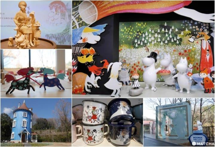 【埼玉】亚洲第1座姆敏主题园区【Moominvalley Park】!一起进入梦幻的姆敏世界!