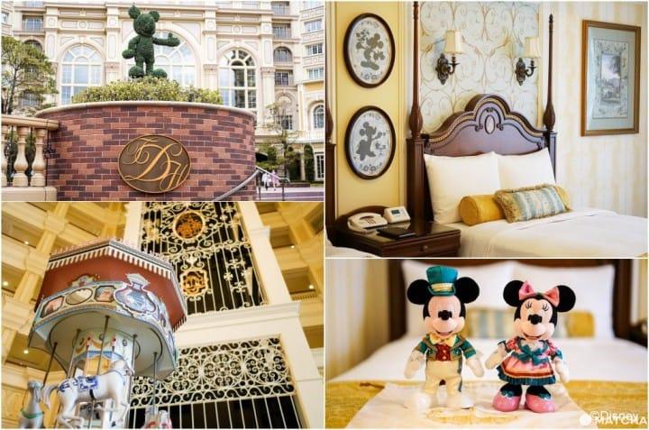 家庭亲子游首选【东京迪士尼乐园大饭店】—欢迎走进迪士尼的童话世界
