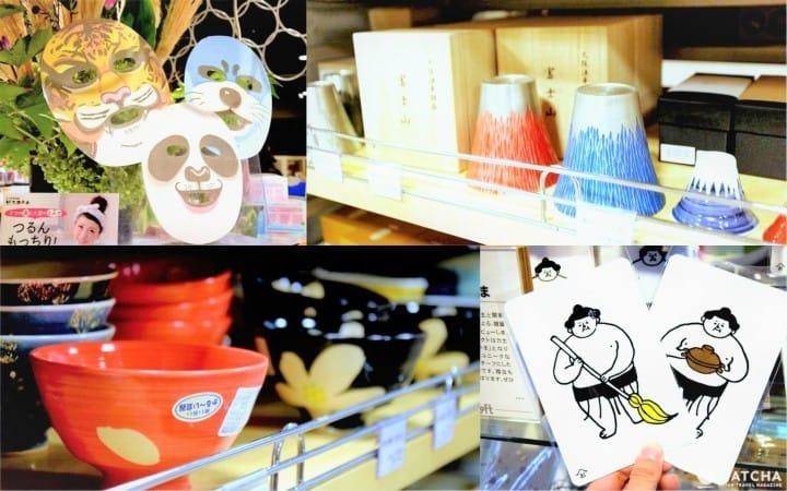 LOFT - Tokyo's Secret Souvenir Store In Shibuya