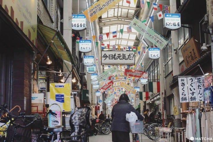 【京都】從「出町桝形商店街」走入在地京都人的日常生活!