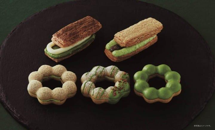 抹茶控2019年就等这波! 【Mister donuts】x【祇园辻利】携手合作