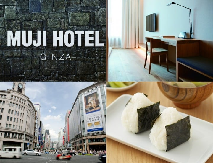 MUJI HOTEL GINZA - A Comfortable And Convenient Tokyo Stay