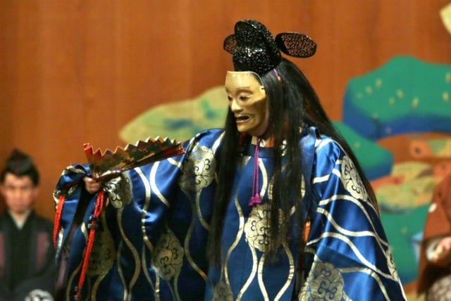 Watch Noh Theater In Kyoto! With English Guidance