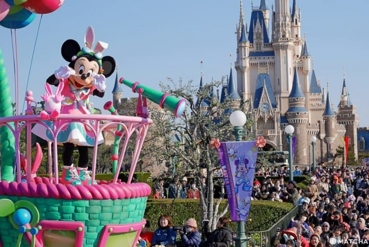 2019 Disney's Easter Event - Tokyo Disneyland Souvenirs And