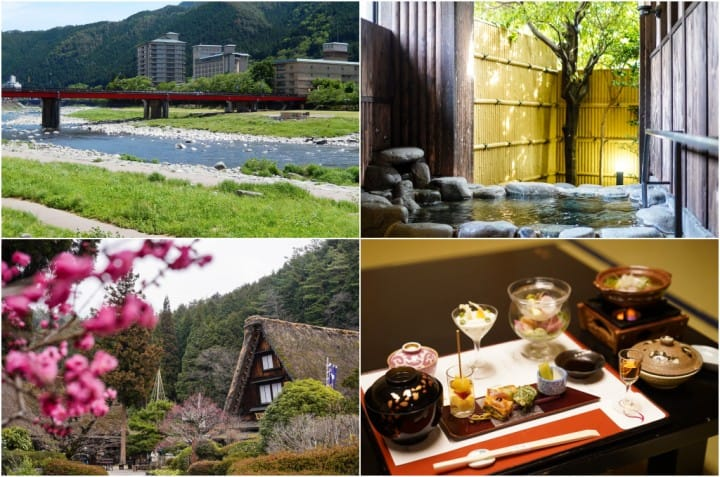 2-Day Gero Onsen Trip From Centrair - Hot Springs, Great Food, And Sweets!