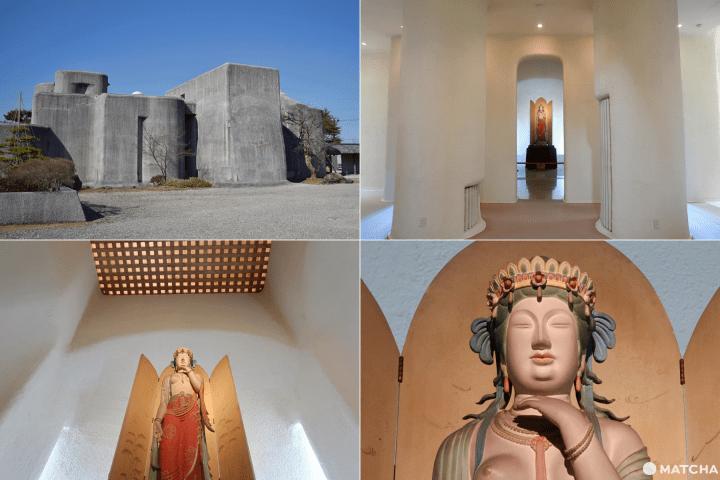 Tanimura Art Museum - Admire 10 Famous Buddhist Sculptures