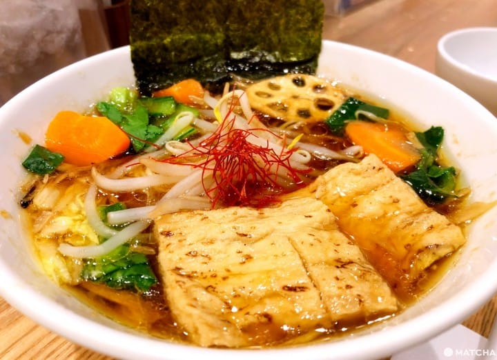 Top 5 Tokyo Vegetarian And Vegan-Friendly Ramen Restaurants