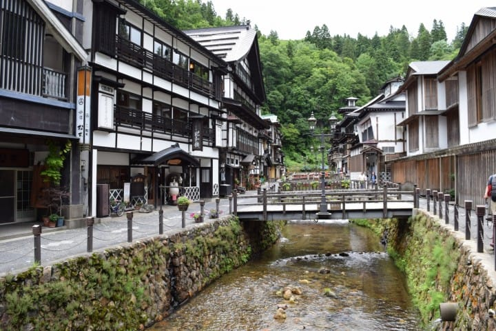 Ginzan Onsen, A Traditional Resort: Access, One-Day Hot Spring Trips, And More