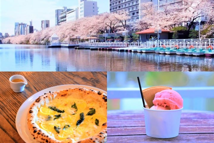 CANAL CAFE – A Restaurant With A View In Kagurazaka, Tokyo