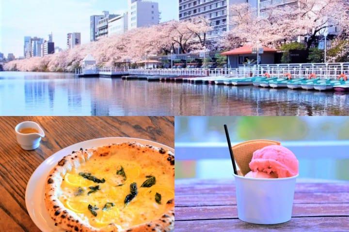 【東京・神楽坂】お堀沿いの絶景レストラン「CANAL CAFE」