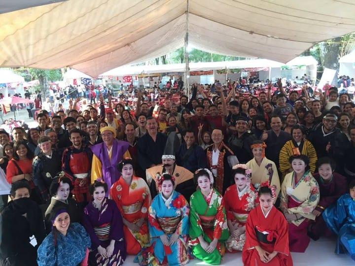 Haru Matsuri : Festival de primavera 2019