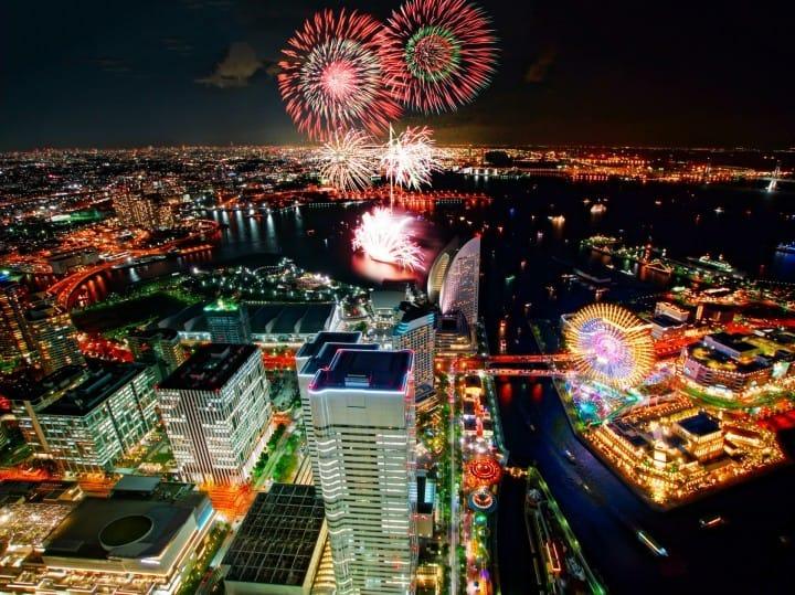 超多免费设施!横滨享乐15选