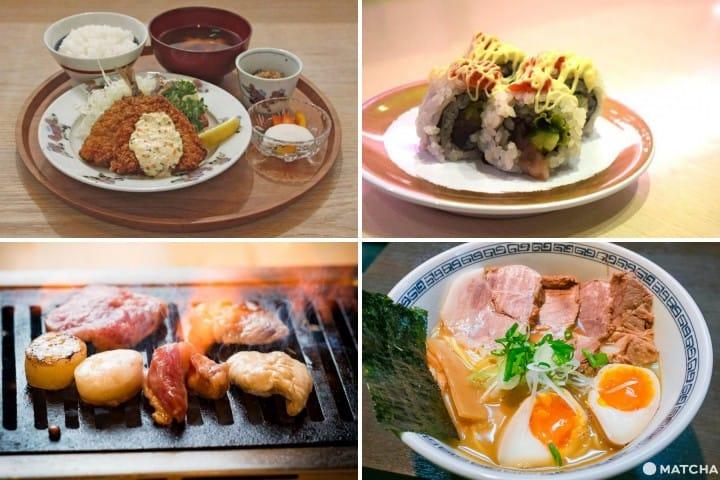 乡土料理、拉面、还有清真认证餐厅!涩谷午餐10选