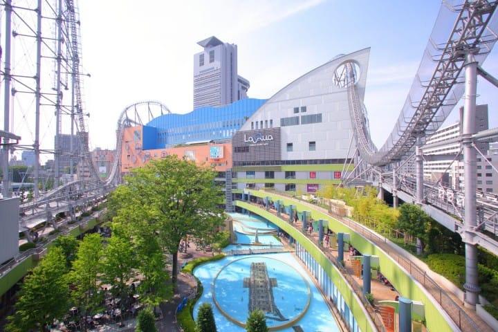 『東京巨蛋』在摩天輪上K歌!真正玩到翻的攻略