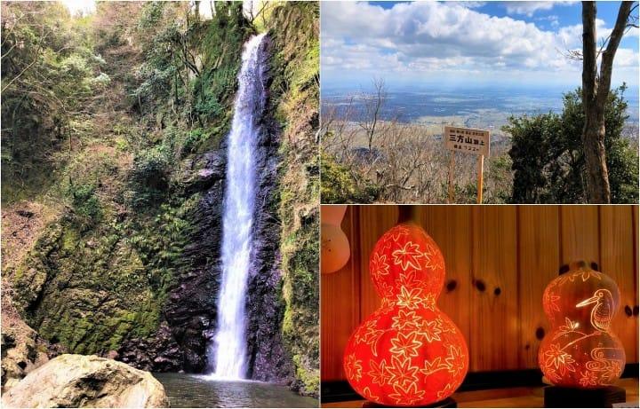 Japan, Off The Beaten Path (4) - Hiking To The Famous Yoro Falls In Gifu