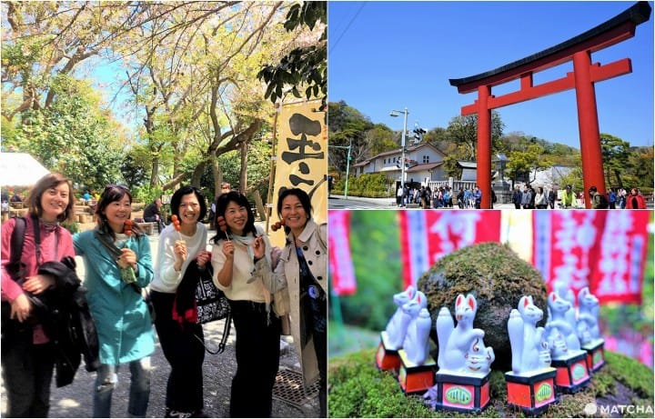 Kamakura Tour - Zen Meditation, Shrines, And Local Treats