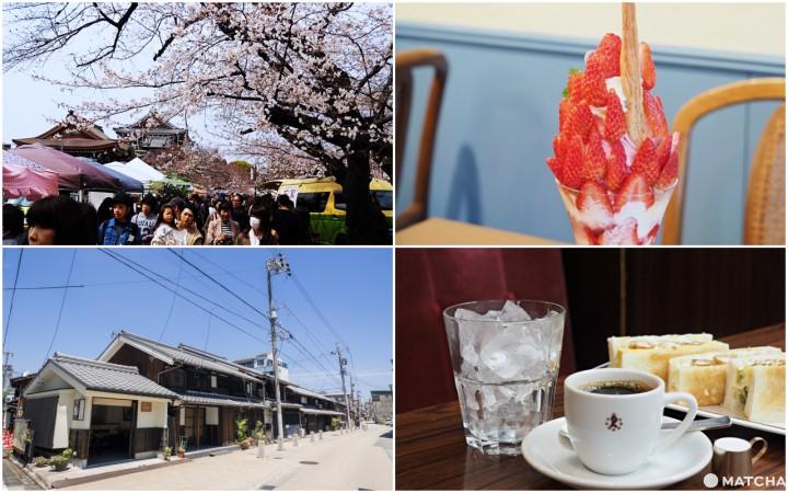 【名古屋】市場、朝市、商店街!ローカルな穴場とグルメを巡る旅
