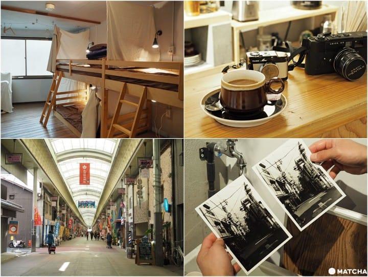 【京都】住进照相馆!在暗房洗出旅行的回忆Talbot 旅宿