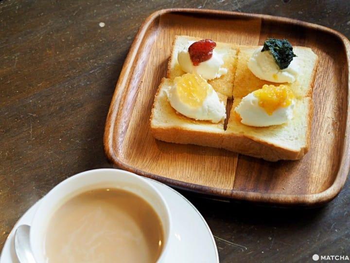 咖啡花車本店 早餐吐司
