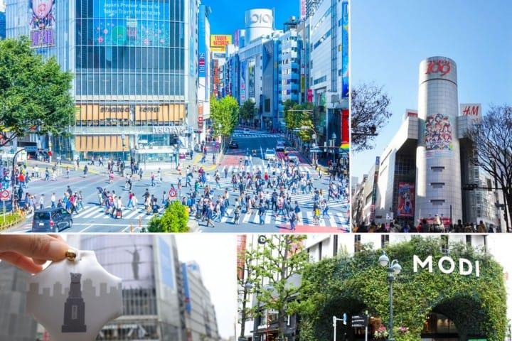 澀谷 購物 血拚 逛街