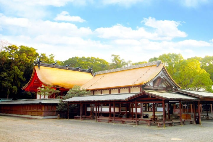 古代の信仰が伝わる世界遺産:九州・福岡の「宗像大社」へ行こう