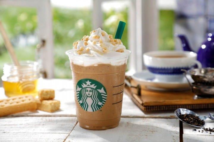 Starbucks ญี่ปุ่นกับเมนูใหม่เอาใจคนรักชานม