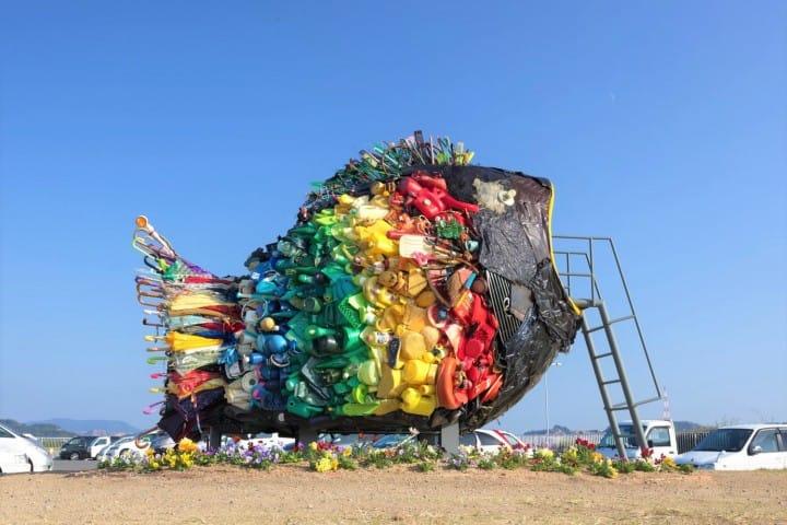【카가와, 오카야마】 세토우치 국제 예술제에 가야  할 5 가지 이유!  액세스 프리패스 정보