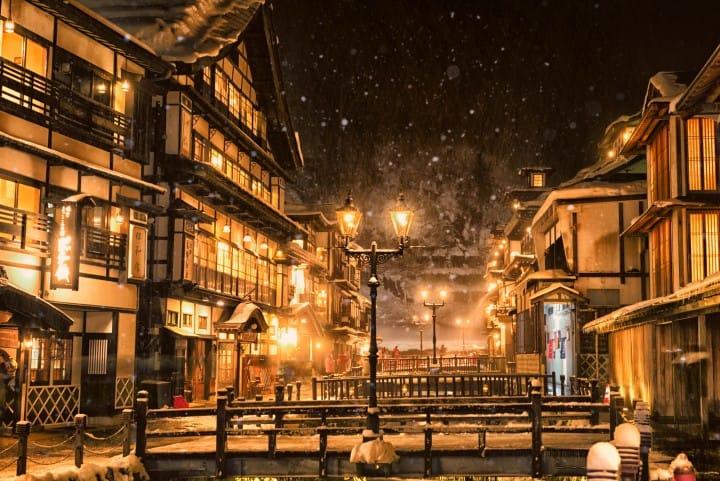 山形夢幻景點―銀山溫泉!最佳季節、交通、住宿、美食懶人包