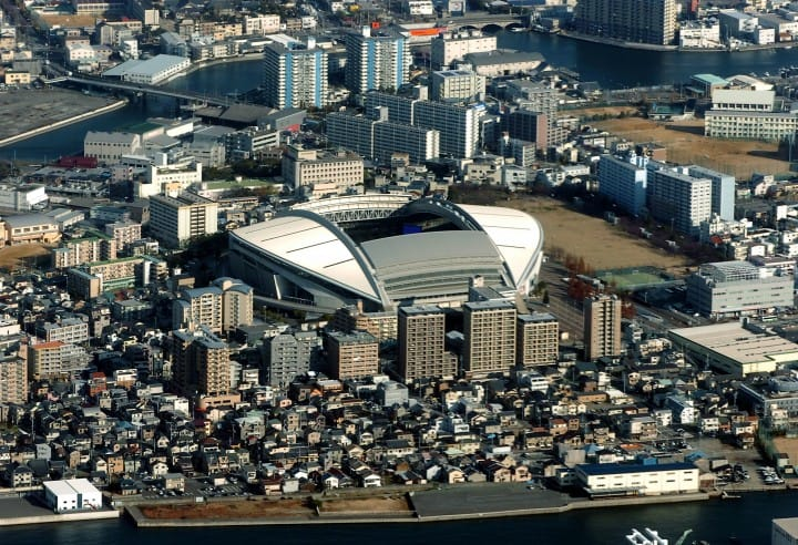 Rugby World Cup 2019 Kansai Guide - Stadiums, Things To Do, And Food