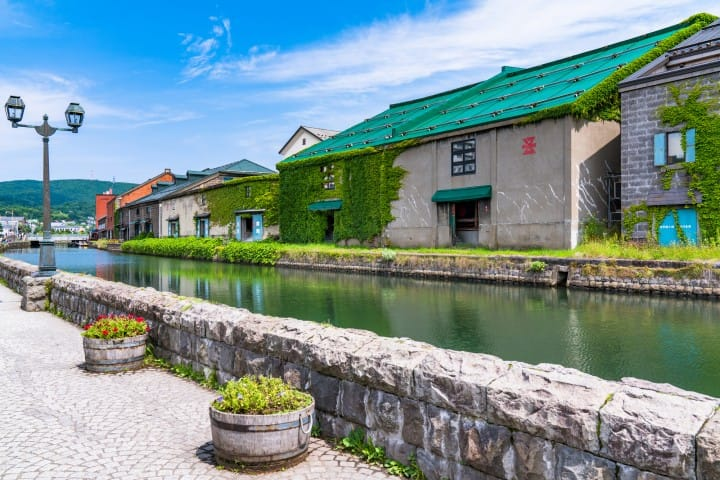 小樽景點總整理 小樽運河