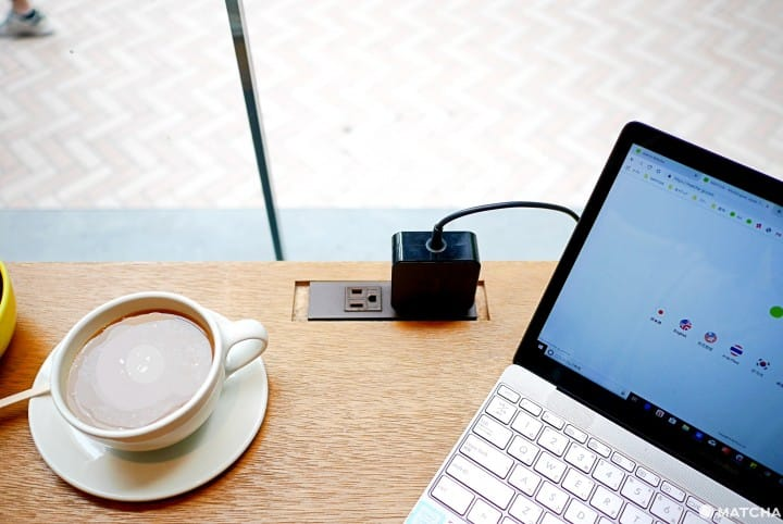 Wi-Fiカフェ